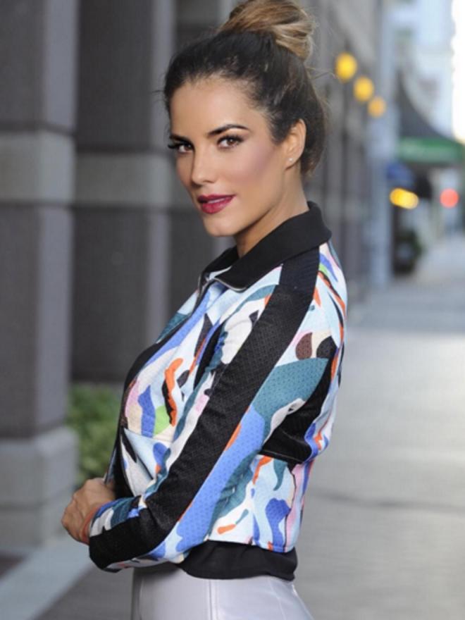 Gaby Espino, guapa y con talento