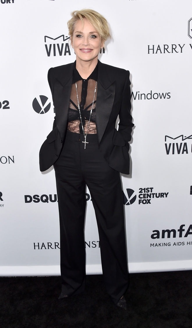 Día Mundial de la diabetes: Sharon Stone
