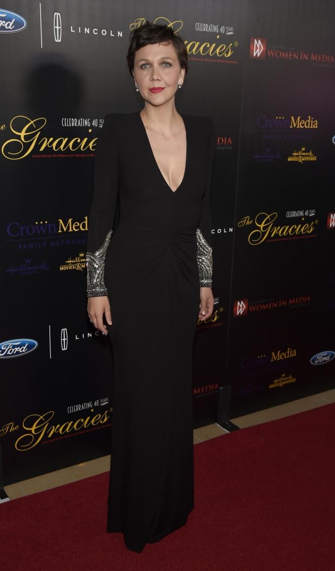 Maggie Gyllenhaal, sexy de negro