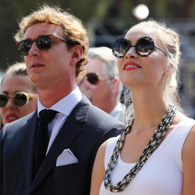 Bodas famosas 2015: Pierre Casiraghi y Beatrice Borromeo
