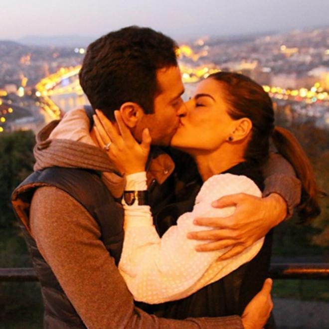 Famosos que se casan en 2016: Barbara Coppel y Alejandro Hank