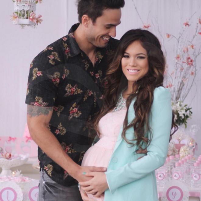 Famosos que se casan en 2016: Jazmín Pinedo y Gino Assereto