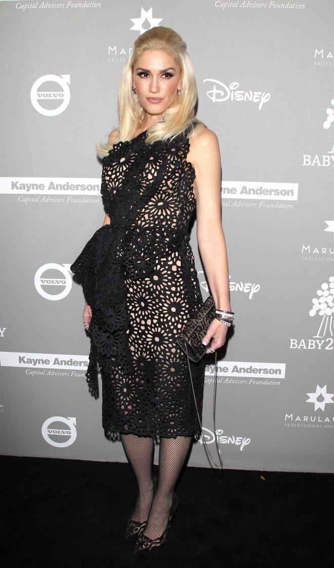 Baby2Baby: el resurgir sexy de Gwen Stefani