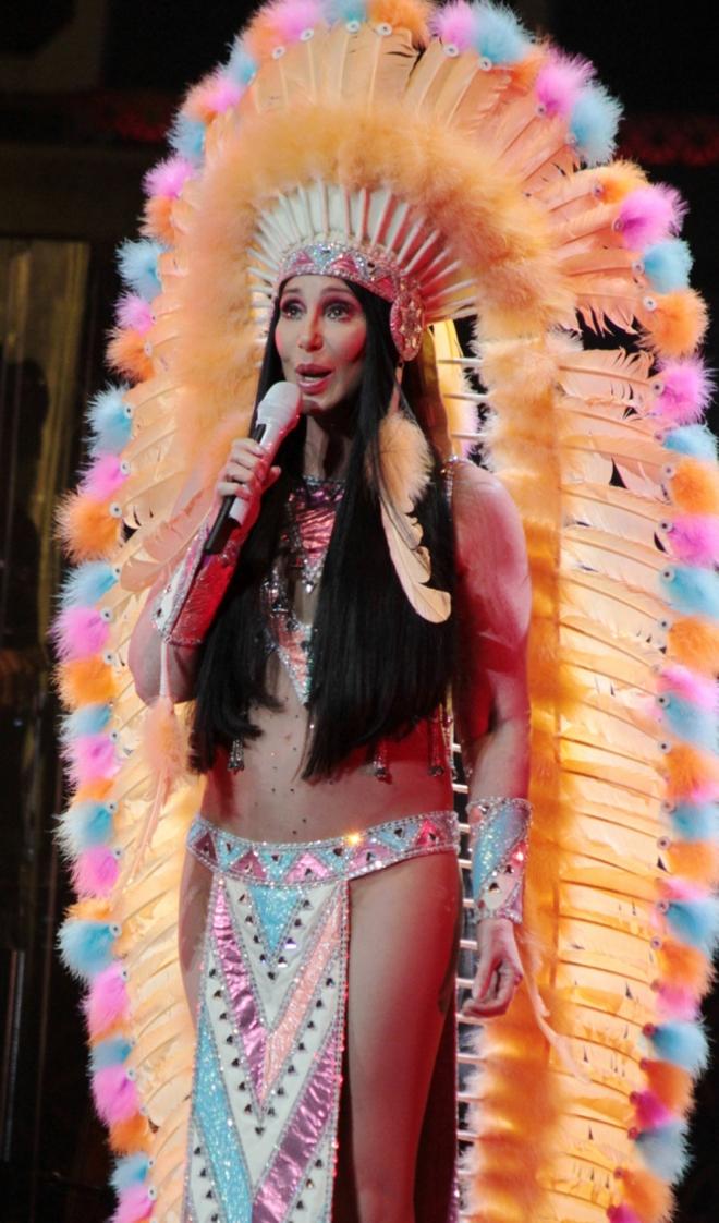 Falsas muertes de famosos: Cher