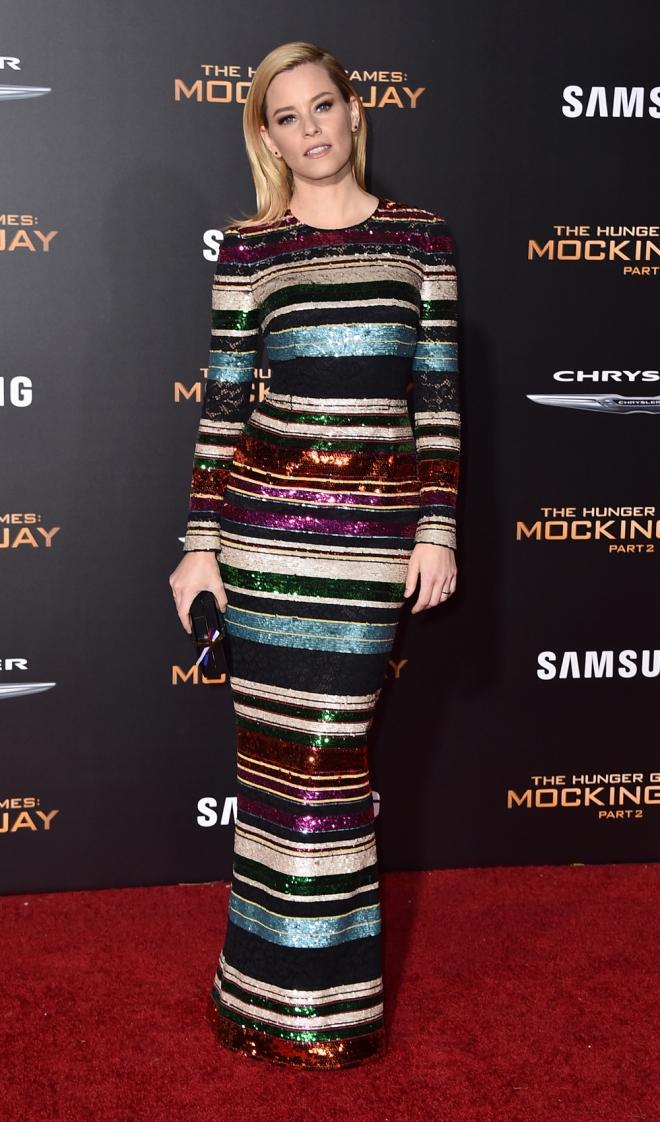 The Hunger Games: Elizabeth Banks, siempre estupenda