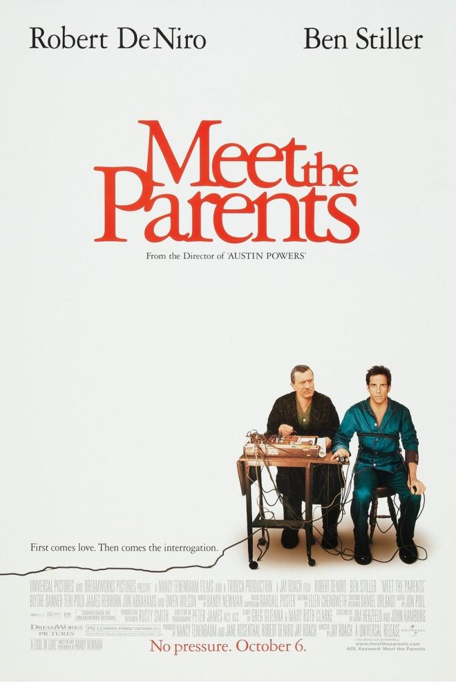 Películas de Owen Wilson: Los padres de ella
