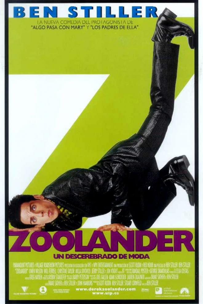 Películas de Owen Wilson: Zoolander