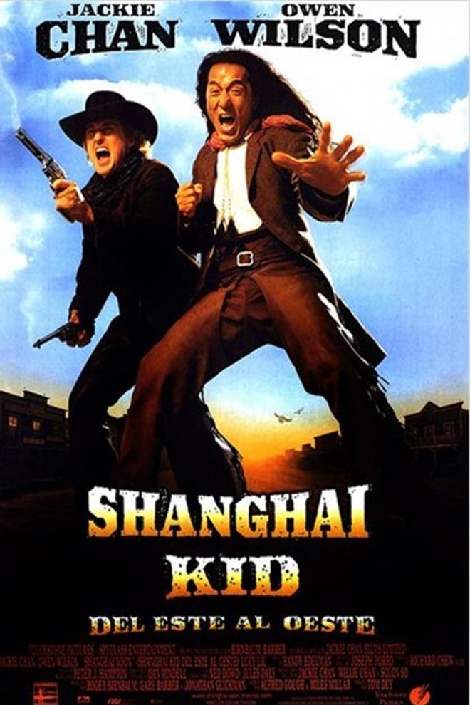 Películas de Owen Wilson: Shanghai Noon