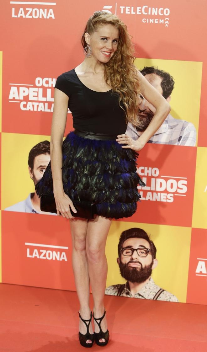 Ocho apellidos catalanes: María Castro, muy mona