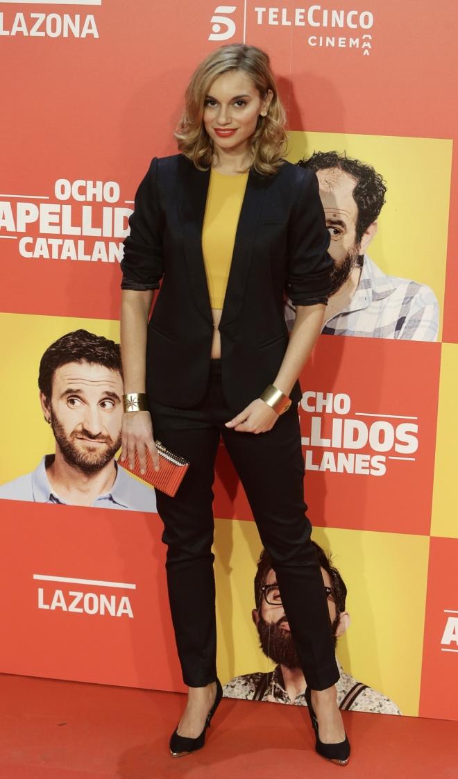 Ocho apellidos catalanes: Norma Ruiz, sencilla pero radiante
