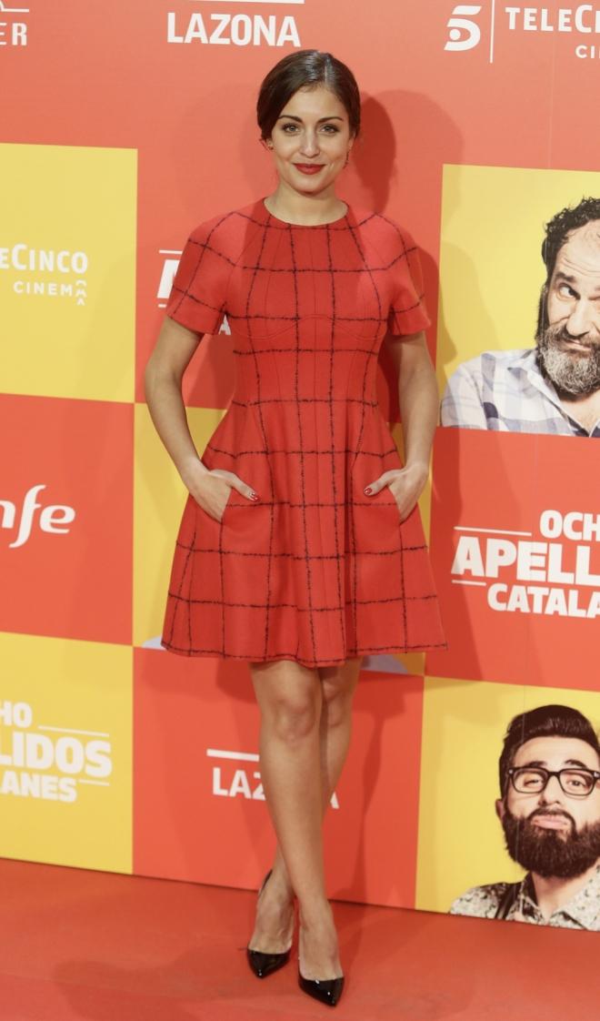 Ocho apellidos catalanes: Hiba Abouk, muy guapa