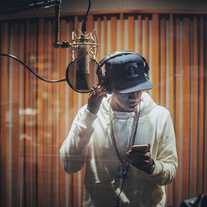Tyga quiere ser como Kanye West: rey del rap y de Internet