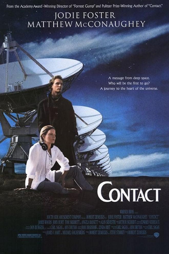 Películas de Jodie Foster: Contact