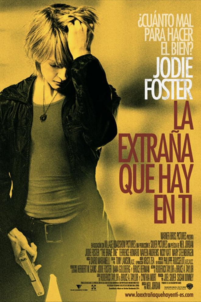 Películas de Jodie Foster: La extraña que hay en ti