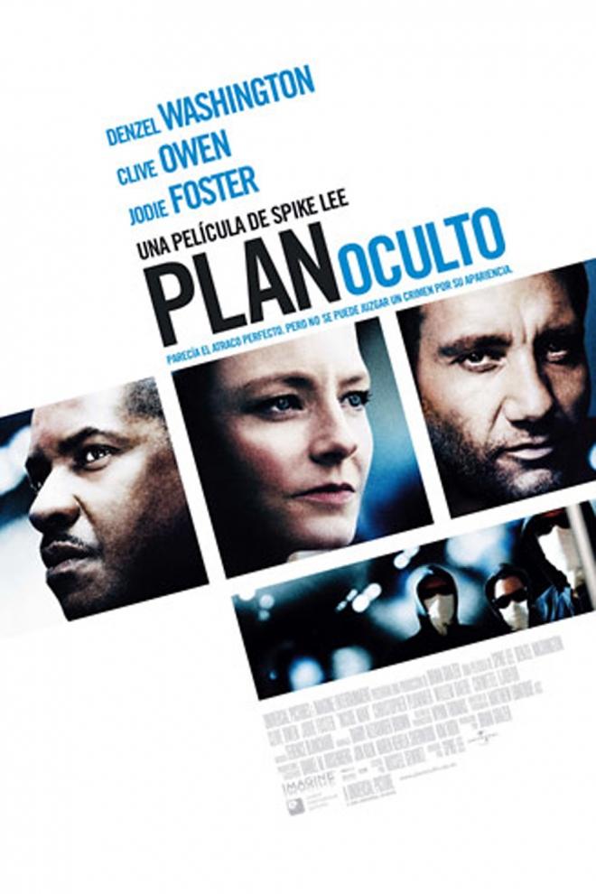 Películas de Jodie Foster: Plan oculto