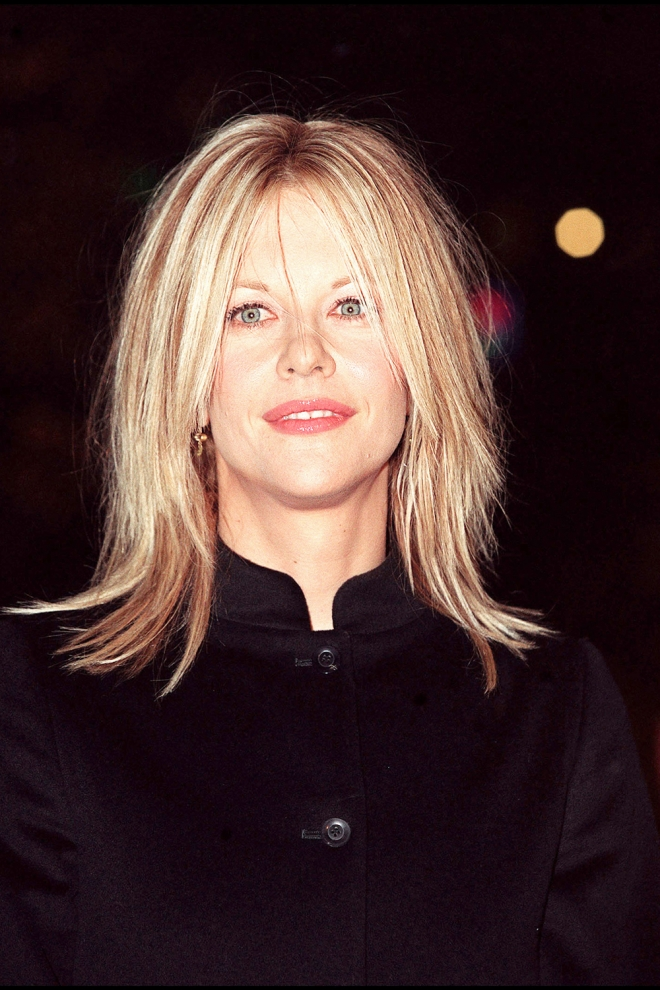 Meg Ryan, una de las favoritas de Hollywood