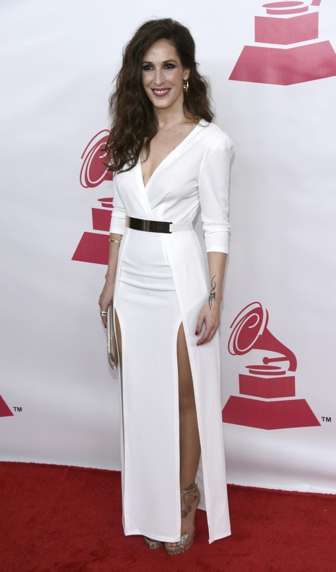 Persona del año Grammys 2015: Malú, impresionante