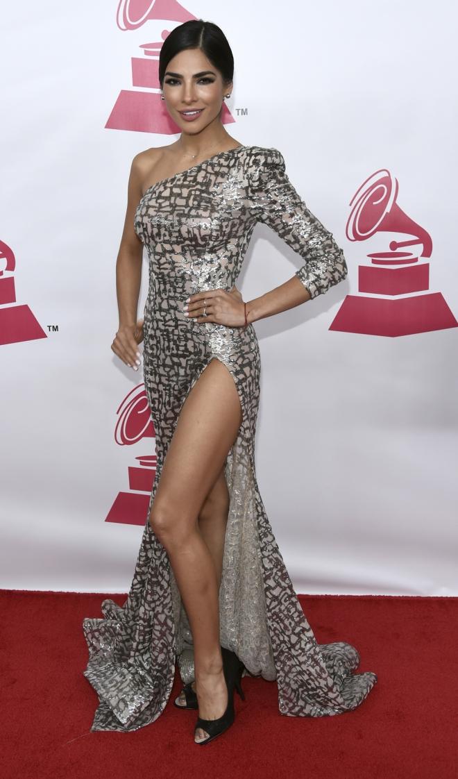Persona del año Grammys 2015: Alejandra Espinoza, la más sexy