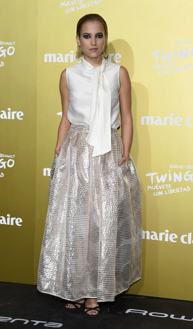 Premios Marie Claire 2015: Ana Fernández, un estilo muy personal