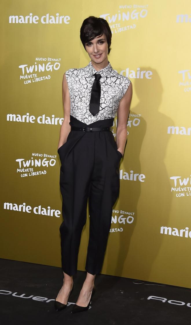 Premios Marie Claire 2015: Paz Vega, look 10