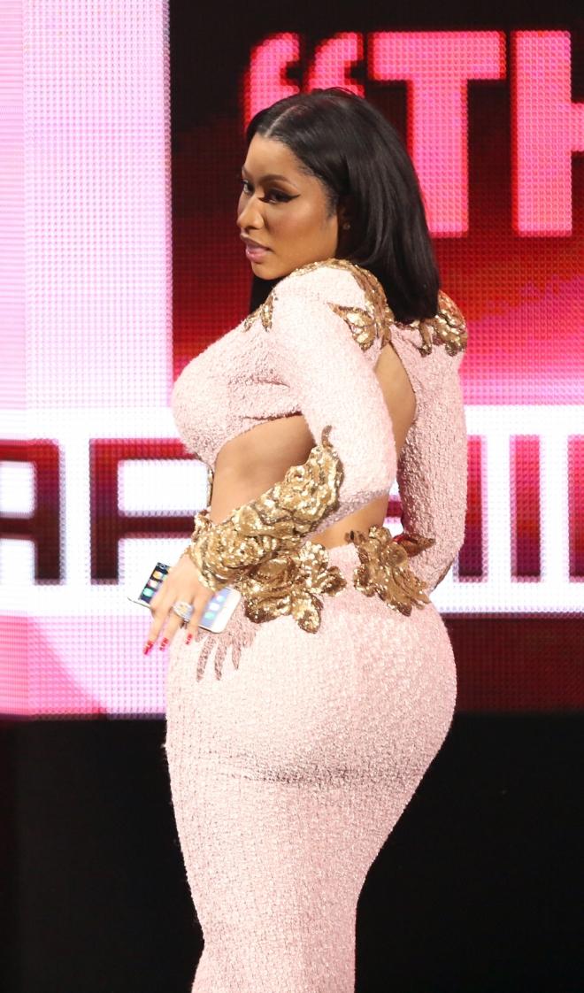 Gala AMAs 2015: Nicki Minaj presume de trasero