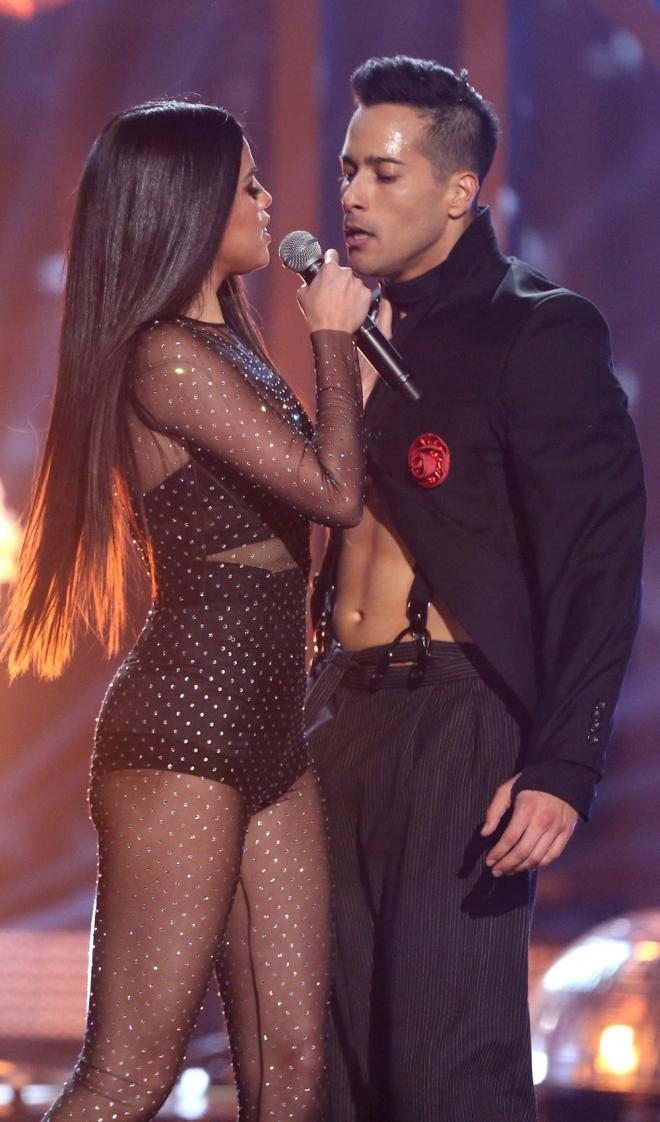 Gala AMAs 2015: El momento más sexy de Selena Gomez