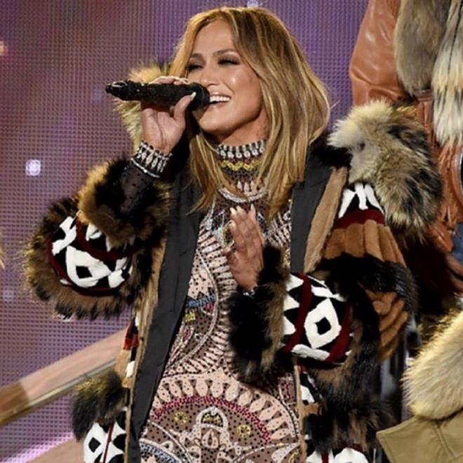 AMAS 2015 en Instagram: Jennifer Lopez, la auténtica reina