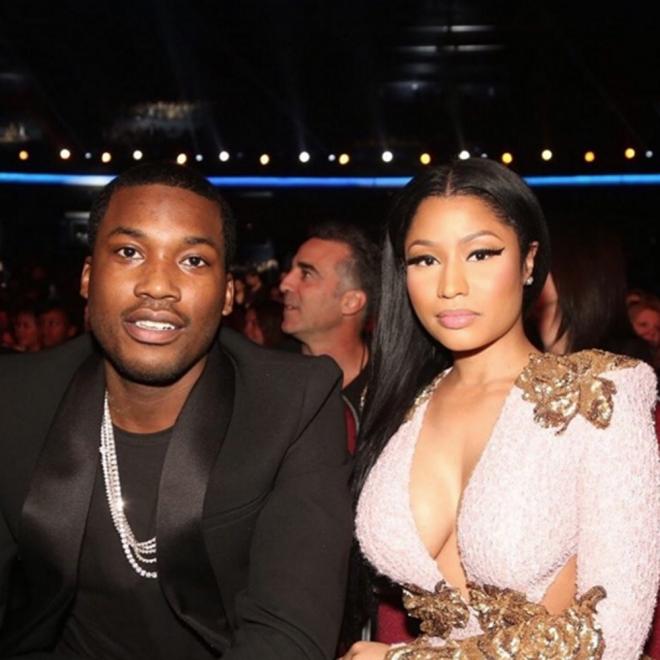 AMAS 2015 en Instagram: el posado de Nicki Minaj y su novio
