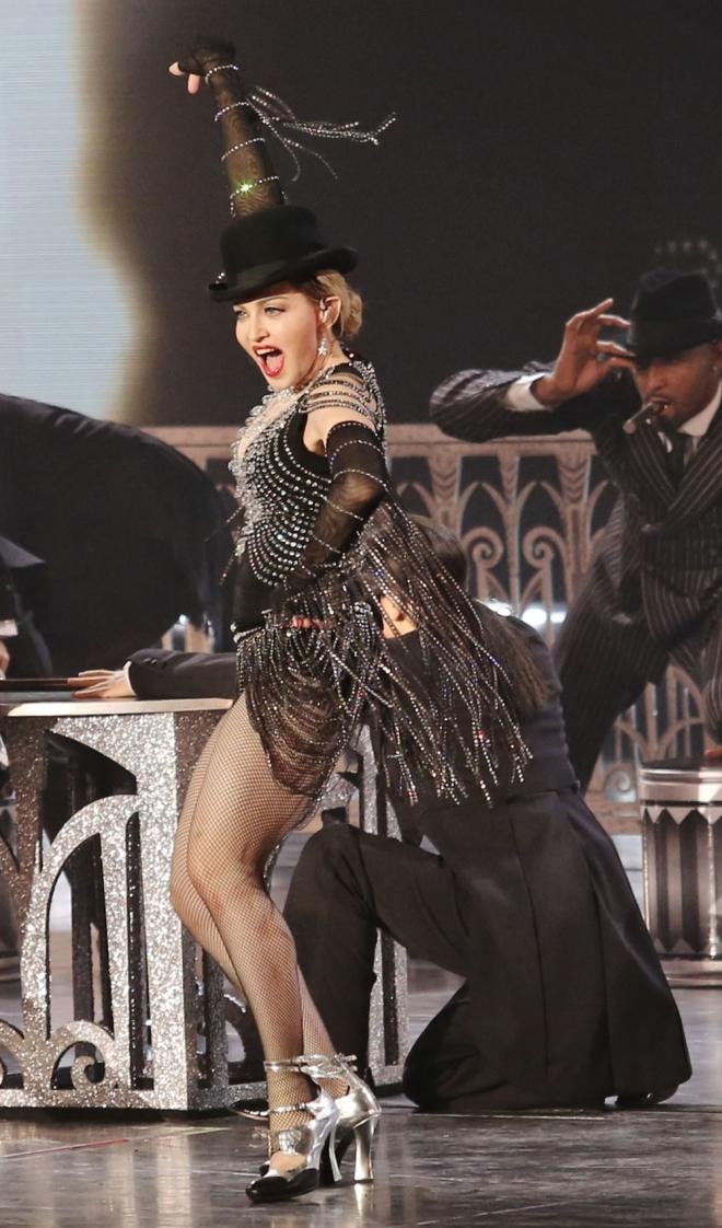 Rebel Heart Tour: el lado charlestón de Madonna