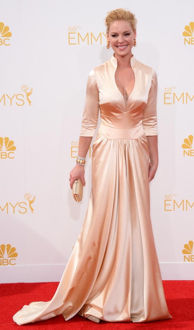 Katherine Heigl, elegante y sofisticada