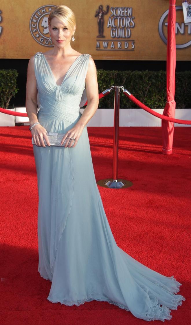 Christina Applegate, toda una princesa