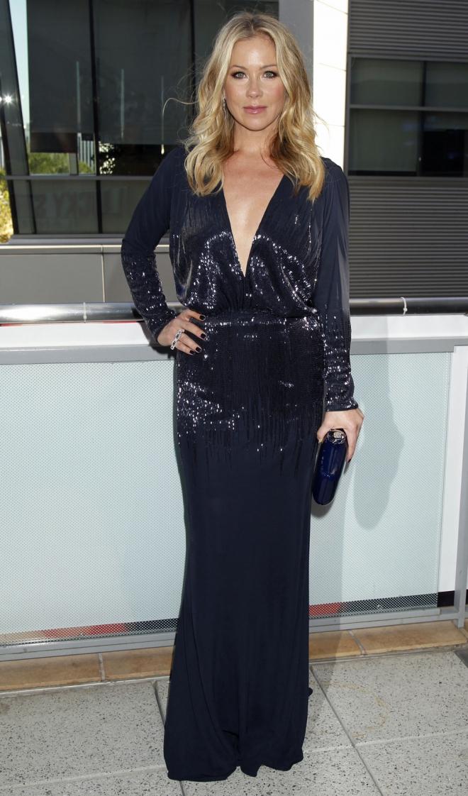Christina Applegate, muy guapa