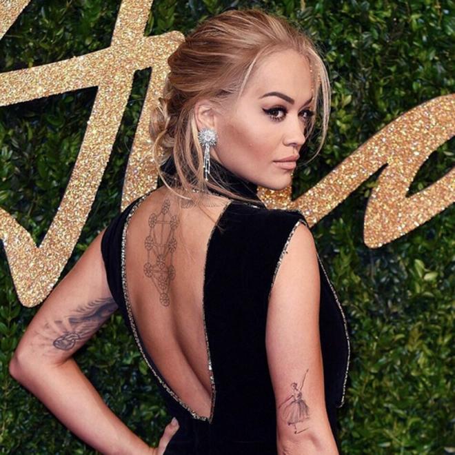 Rita Ora, de lo más sexy en los eventos