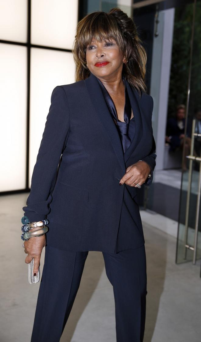 El estilazo de Tina Turner