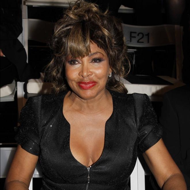 Tina Turner, una diva del rock