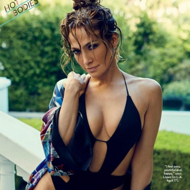 Jennifer Lopez es la dueña del universo porque ella es la reina del biquini