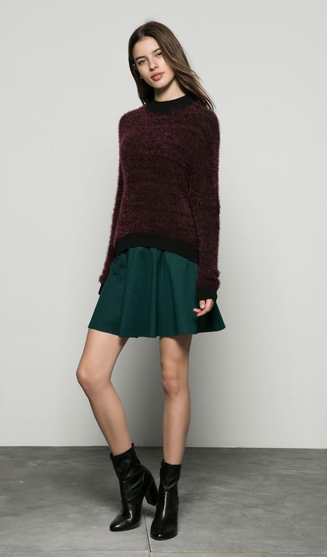 Faldas para 2016: evasé de H&M