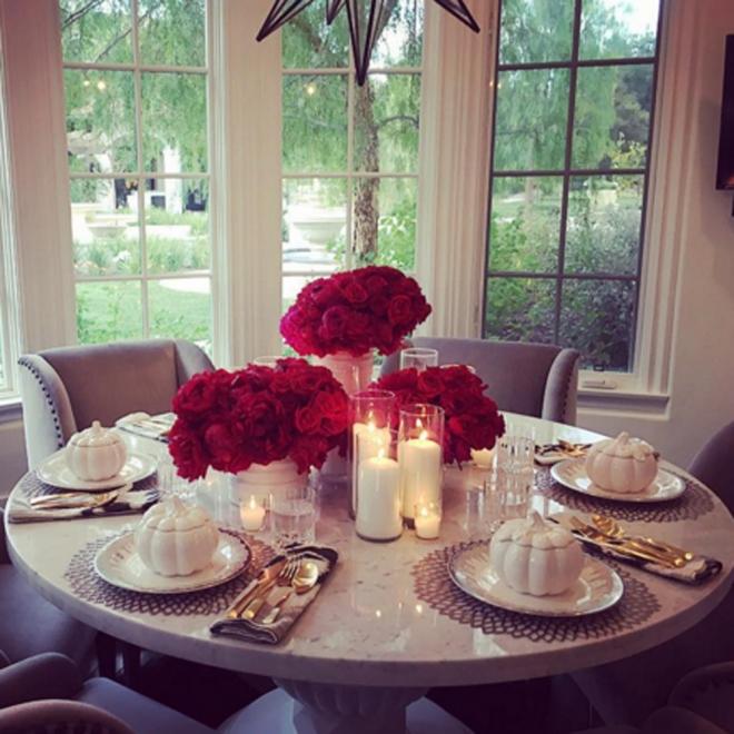 Acción de Gracias 2015: la cena de las Kardashian
