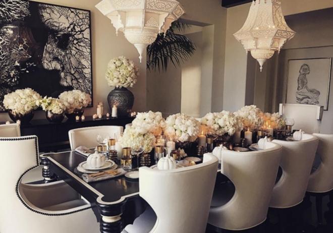Acción de Gracias 2015: la celebración de Khloé Kardashian