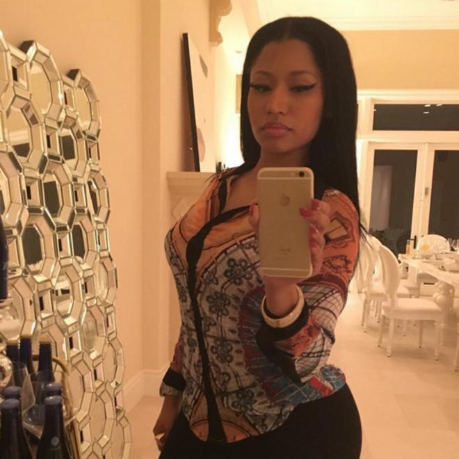 Acción de Gracias 2015: la celebración de Nicki Minaj