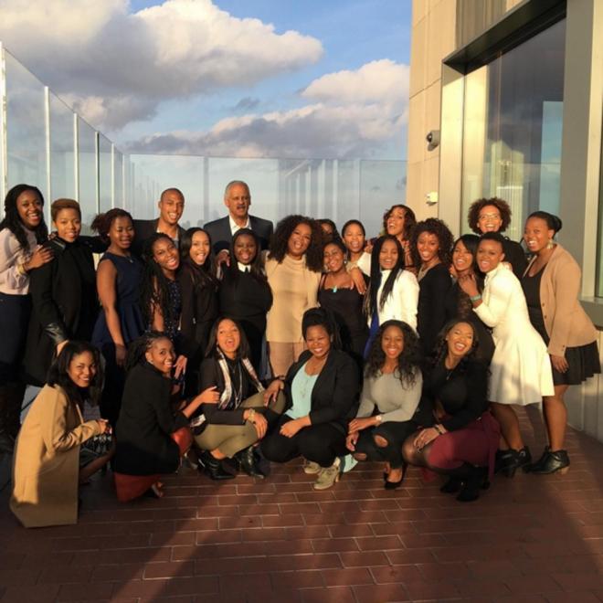 Acción de Gracias 2015: la celebración de Oprah Winfrey