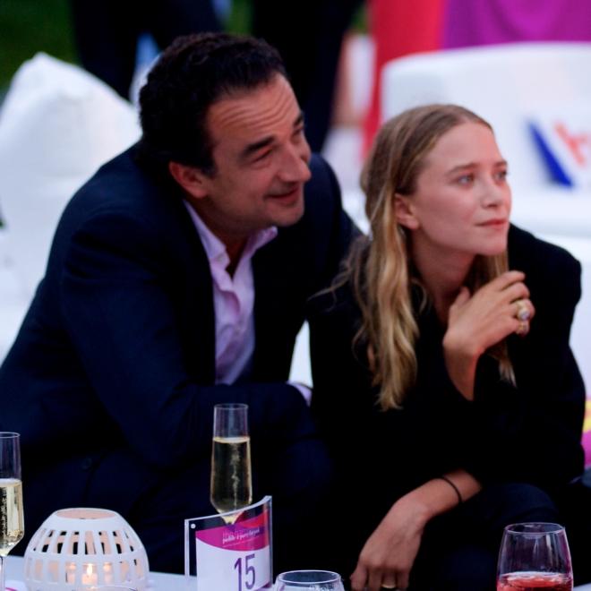 Bodas famosas 2015: Mary Kate Olsen y Olivier Sarkozy