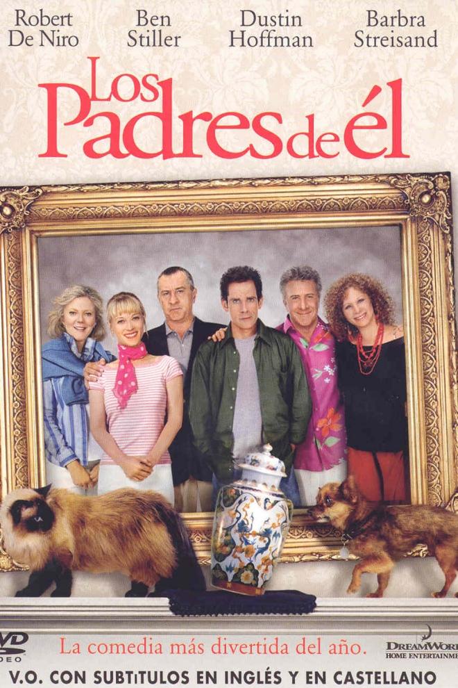 Películas de Ben Stiller: Los padres de él