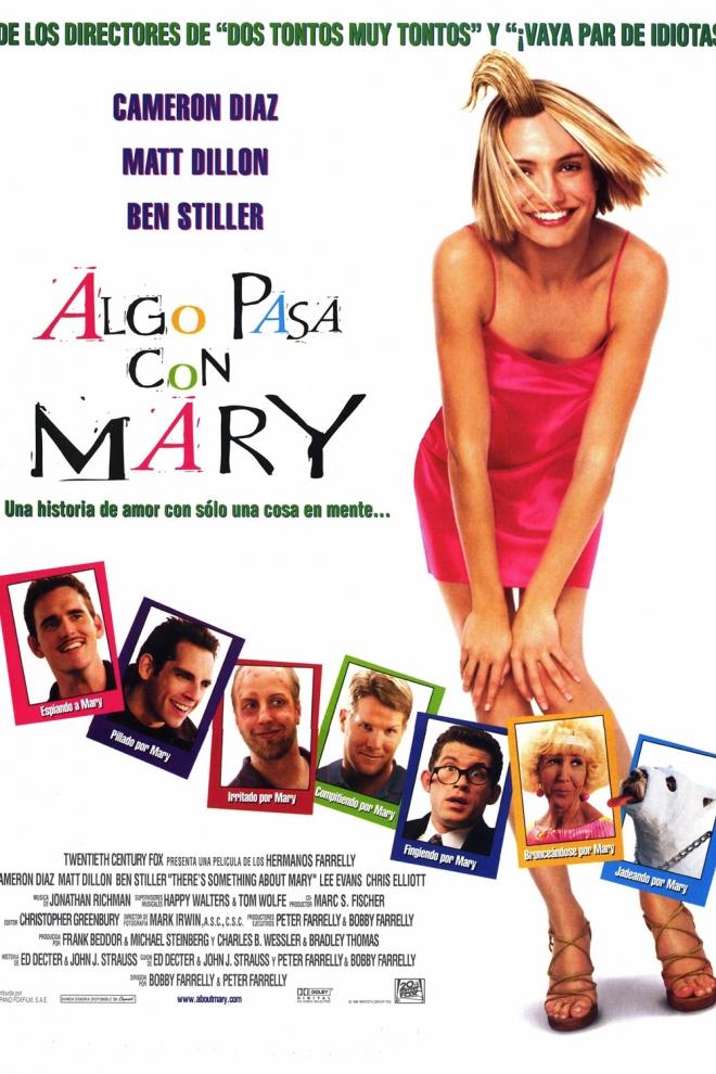 Películas de Ben Stiller: Algo pasa con Mary