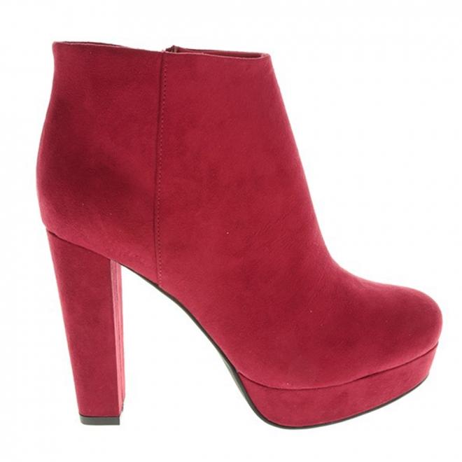 tacon y zapatos zapatos zapatos rojos botines tacon rojos botines y y nPxqv
