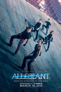 Películas 2016: Allegiant (saga Divergente)