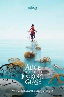 Películas 2016: Alice through the loking glass