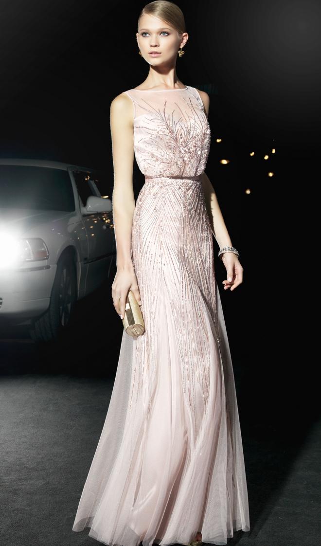3ae1da4d2 Vestidos largos para bodas: Rosa Clará en 2016
