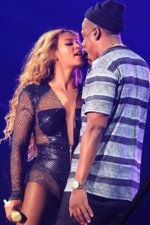 Beyoncé y Jay Z, complicidad y pasión