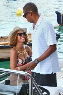 Beyoncé, locamente enamorada de Jay Z